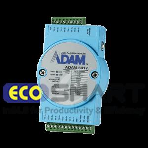 Thu thập dữ liệu ADAM-6017