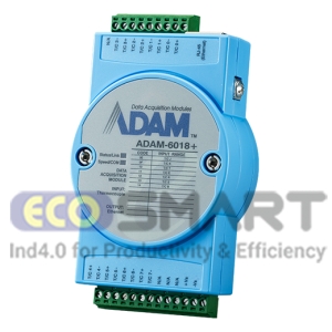 Thu thập dữ liệu ADAM-6018