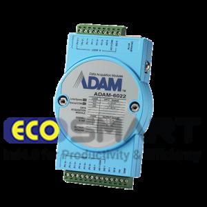 Thu thập dữ liệu ADAM-6022
