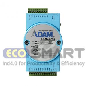 Thu thập dữ liệu ADAM-6060